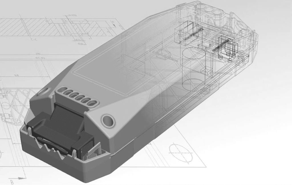 Metall- und Plastikwaren GmbH - 3d entwurf